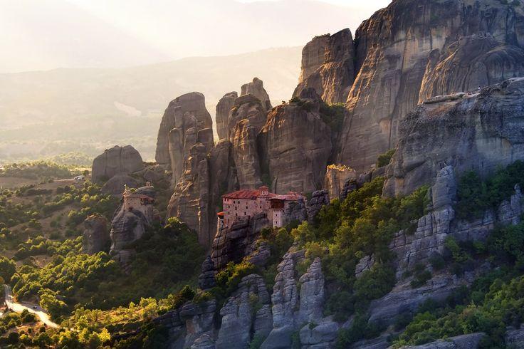 Meteore - Patrimonio UNESCO.