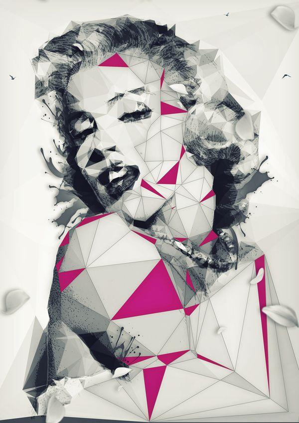I Am Legend - Hollywood by Florian Ludwig, via Behance