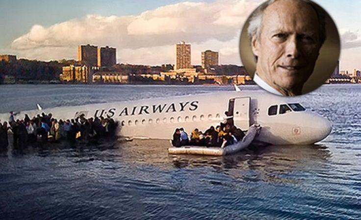 Клинт Иствуд снимет фильм об отважном пилоте