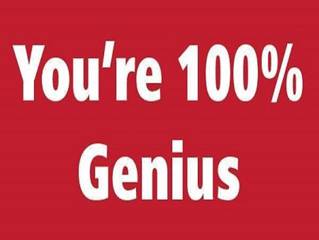 I got: You are indeed a 150+ IQ Grammar Genius! | Famous | Knowledge