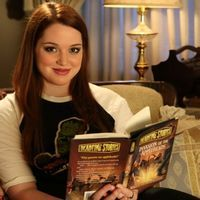 Starry Constellation Magazine Interview with    JENNIFER STONE DEADTIME STORIES by: Jamie Steinberg