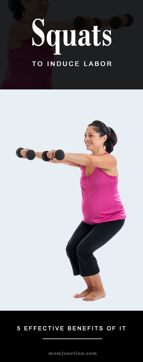 Benefits Of Doing Squats To #Induce #Labor. #pregnancy