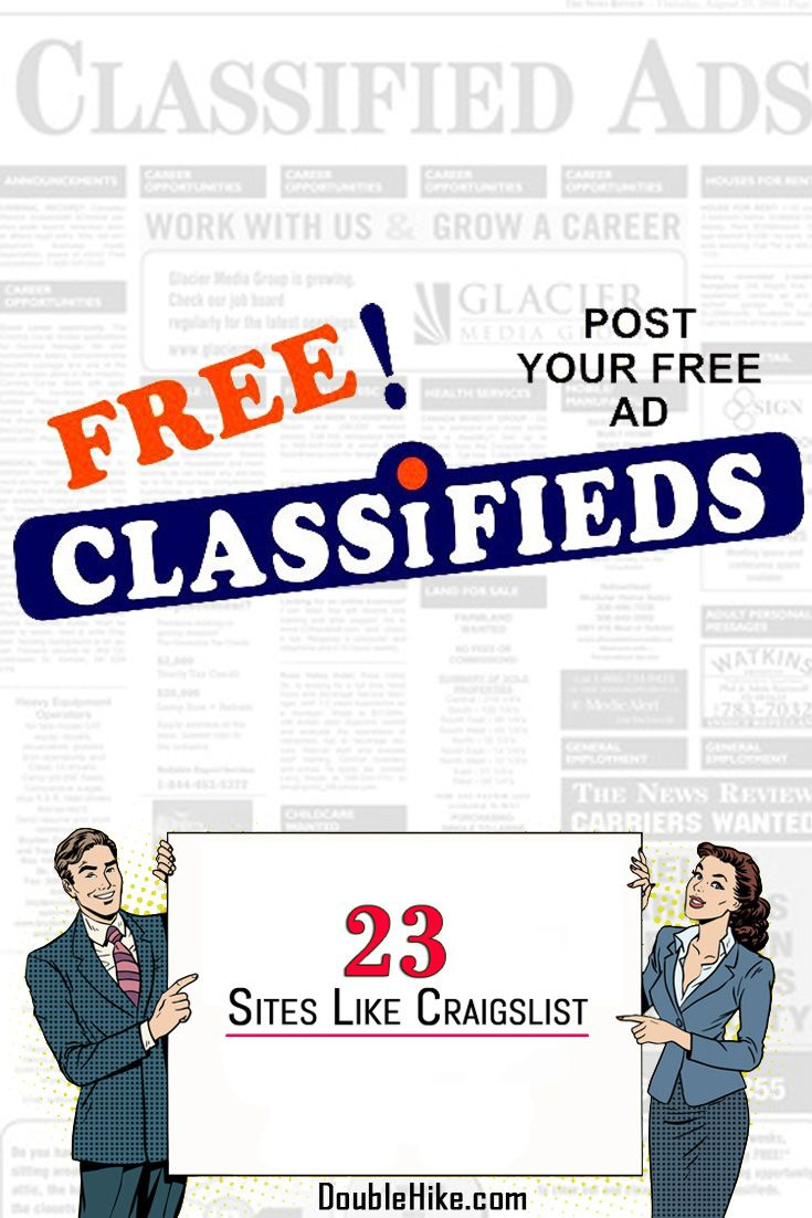 23 Sites Similar To Craigslist For Selling Items Online In 2020 Selling Items Online Craigslist Free Ads