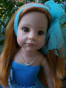 GÖTZ Muñeca 50 CM Hannah DOG 2011 Pelirrojo Muchos Accesorios PIE Muñeca Gotz Doll | eBay