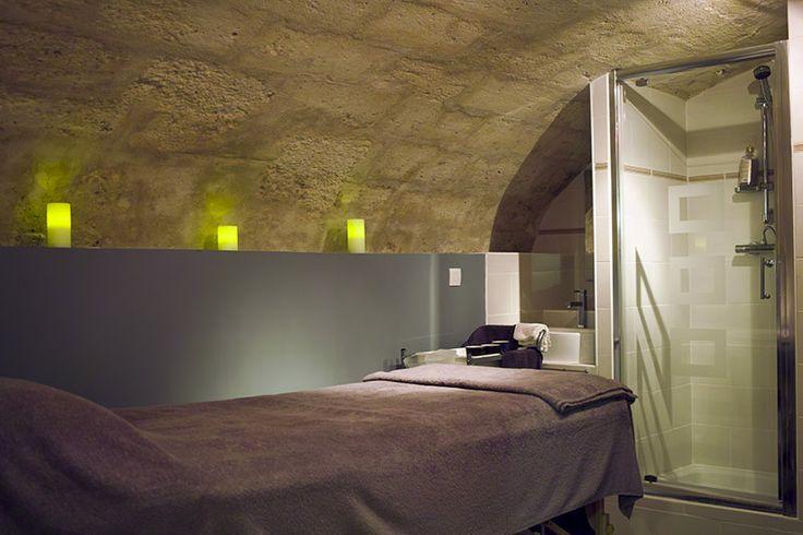 Cabine de soin - Institut de beauté mer Morte Bordeaux #cabinesoin #institutdebeauté #Bordeaux