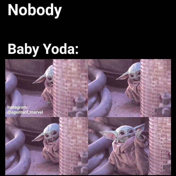 Pin By Ogdenfamily On Star Wars Yoda Meme Star Wars Yoda Star Wars Nerd
