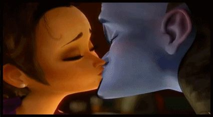 Megamind Roxanne- Eternal Kiss by Raylie18 on DeviantArt