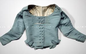 Caraco um 1790 Bayerisches Nationalmuseum Objektdatenbank
