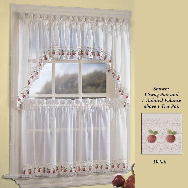 Best 25+ Teal Kitchen Curtains Ideas On Pinterest