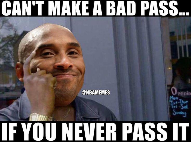RT @NBAMemes: Kobe be like.. - http://nbafunnymeme.