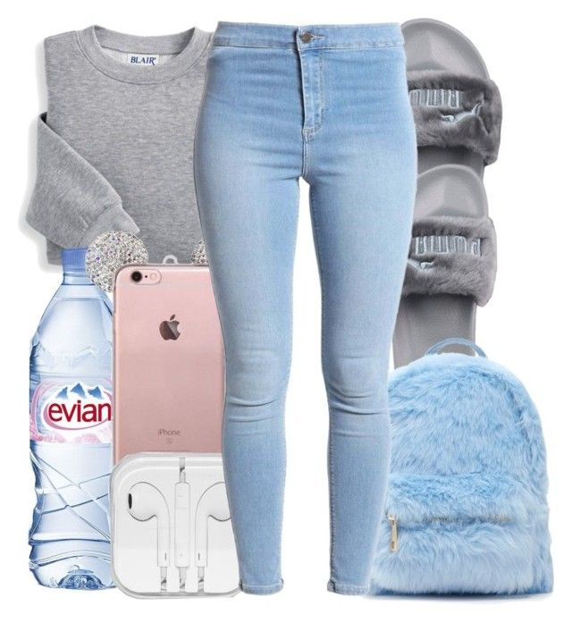 """""""Road Trip """" by honey-cocaine1972 ❤ liked on Polyvore featuring Blair, Evian, Puma and Forever 21"""