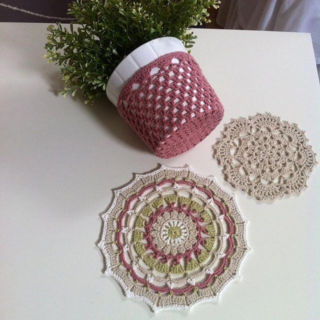 flzvarol crochet mandalas Inspiracion  ༺✿ƬⱤღ✿༻