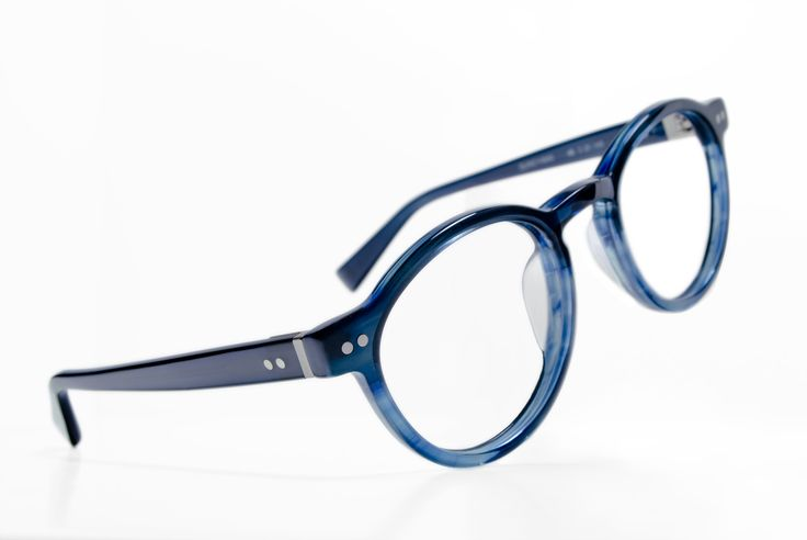Reminiscent of eyewear in the 1800's, Seraphin's Quincy personifies traditional round eyewear with a modern revision. Fused in Italian acetate, a cool-toned color palette showcases the Quincy's hand-crafted quality. A distinctive keyhole bridge harmonizes with metallic rivets, completing this modern adaptation of a vintage favorite.    www.seraphinframes.com
