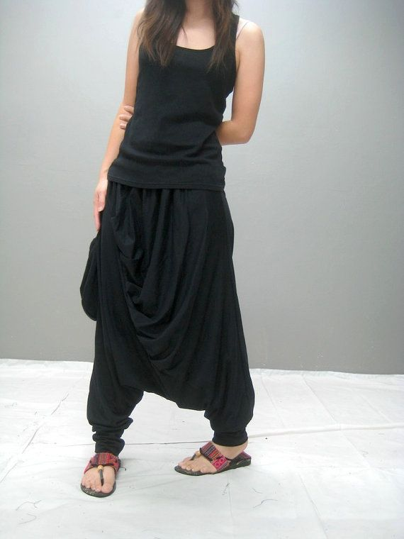 NOBU harem pant (black) getting these pants next payday!
