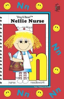 Nellie Nurse Big Book | Frog Street Press | Frog street