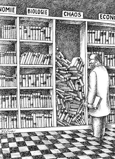 Chaos in de bibliotheek | Bibliothecaris in blog