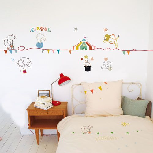 Mimiu0027lou Circus Wall Sticker Giveaway *ends 24 February 2013 *sorry   UK  Residents Only Part 85