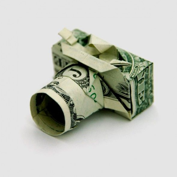 Art made of money - Doe eens wat anders met je geld