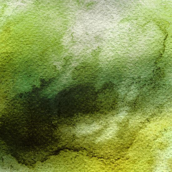 ABSTRACT GREENERY AQUARELL. Abstrakte Aquarellmalerei auf Büttenpapier. ©2-2017 by Pia Schneider, atelier COLOUR-VISION.  #kunst #art #watercolor #aquarell #malerei #abstrakt #abstractpainting #yellow #gelb #grün #green #greenery #ohmyprints #piaschneider #ateliercolourvision