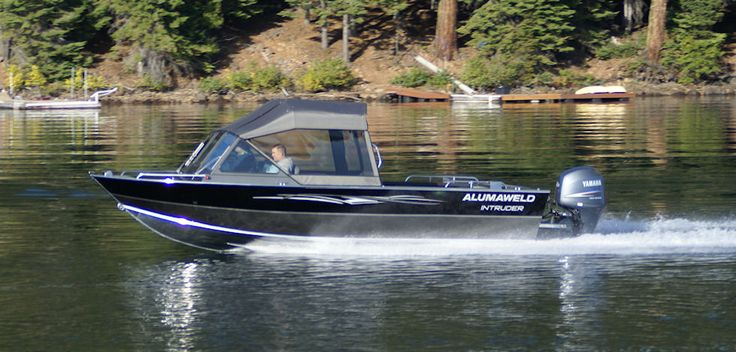 Alumaweld: Premium All-Welded Aluminum Fishing Boats for Sale. Find an Alumaweld Boat Dealer!