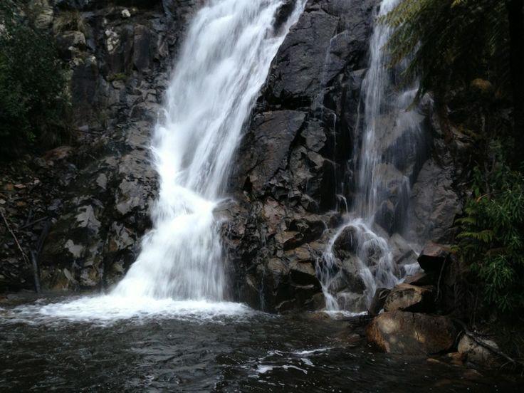 waterfalls, history, scenic
