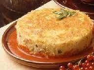 Pastel de arroz y atun - Recetízate