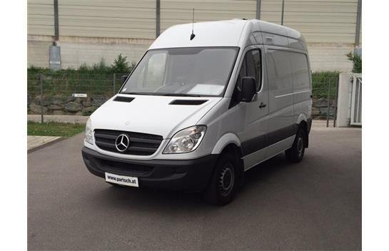 Mercedes-Benz Sprinter 316 CDI 32 KA/Hochdach, 21.600 EUR, 67.545 km, auto Gebrauchtwagen, Diesel, Bus / Transporter,