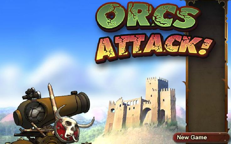 Plat this most intresting action game  #actiongame #orcsattack #flashgamenation