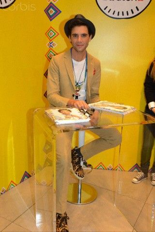 Mika for swatch