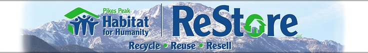 The ReStore is open to the general public and takes donations from home improvement stores, businesses, contractors and the public, and brings the savings to you.      Come and browse our store full of recycled, gently used, and new building and home improvement supplies including paint, cabinets, tile, countertops, plumbing, electrical supplies, windows, doors, lighting fixtures, and so much more. Inventory changes every day so come often.