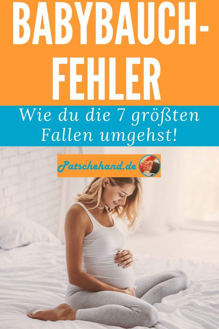 Die 7 typischen Fehler während der Schwangerschaft – und wie du es besser machst! – Teil 1 – Patschehand.de – Der ehrliche, aber gut gelaunte Mama-Blog