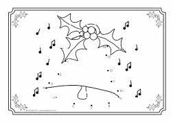 Christmas 5-25 dot-to-dots (SB6972) - SparkleBox