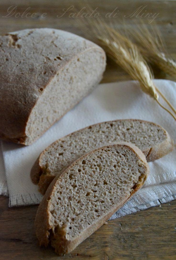 ricetta pane di segale | Dolce e Salato di Miky