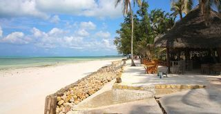 Accommodation - Sultan Sands - Exterior view - ZANZIBAR