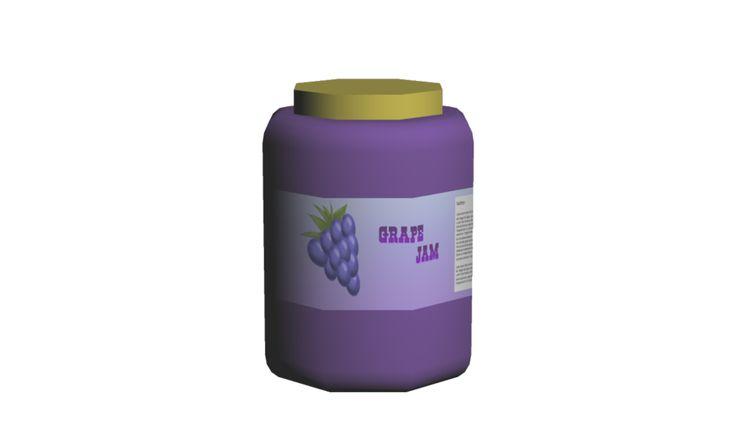 Grape Jam Jar  http://black-bladen.deviantart.com/art/Jam-Jar-2-192089649?q=gallery%3ABlAcK-BlADEn%2F28427554&qo=3