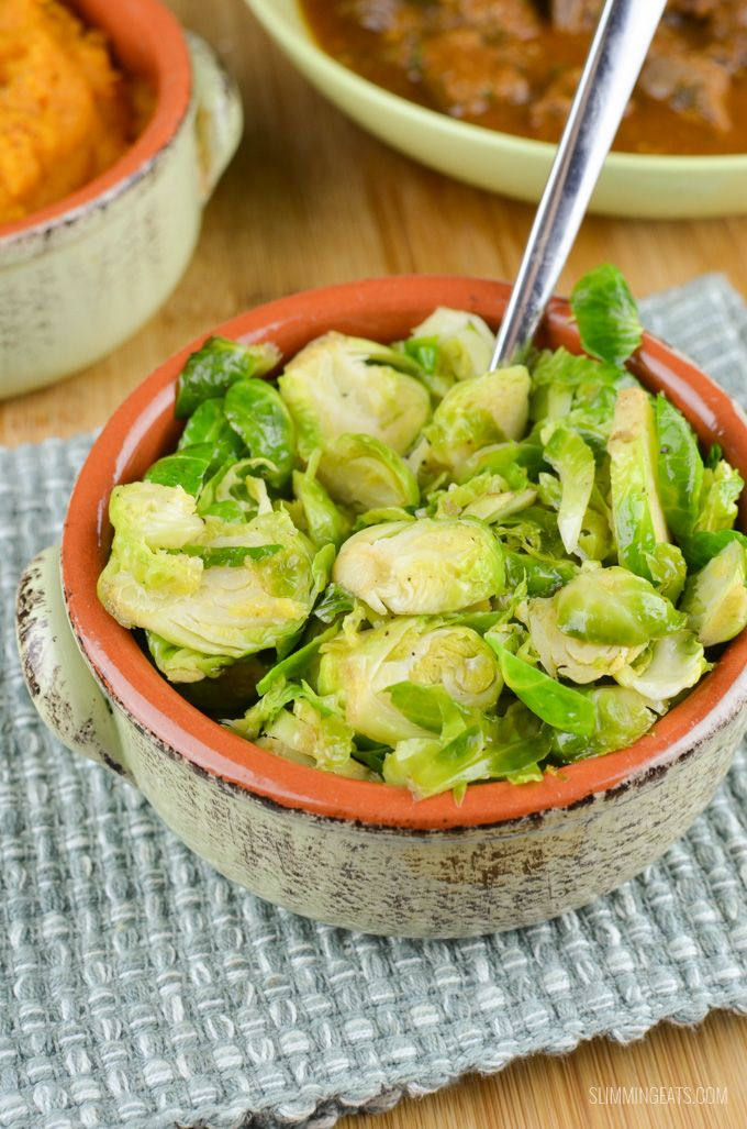 Are you a brussel hater? Try my Syn Free Sauteed Shredded Garlic Brussel Sprouts and I am sure I can change your mind. Upuntil a few years ago, I hated brussels sprouts, bleurgh, horrible overcooked bitterness in your mouth. The only way I was ever served them as a child was over cooked and boiled...Read More »