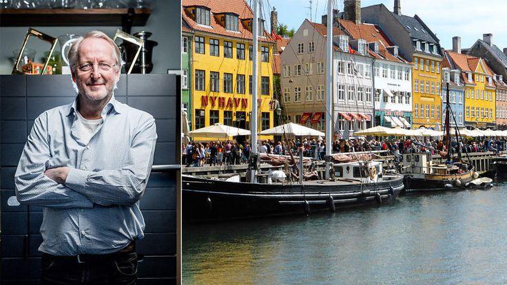 Eyvind Hellstrøms tips til gode restauranter i forskjellige prisklasser i København.