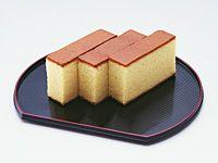 Nagasaki food culture - Castella