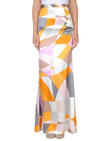 Emilio pucci Women - Skirts - Long skirt Emilio pucci on YOOX