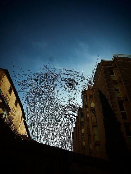 Artist Thomas Lamadieu fills The Sky With Fun, Whimsical Doodles