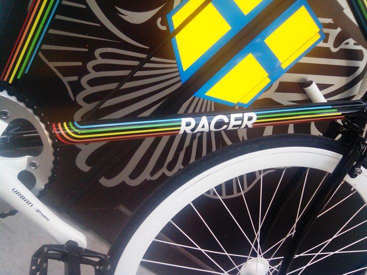 Fixed bike application