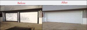 Double Garage Door Remote