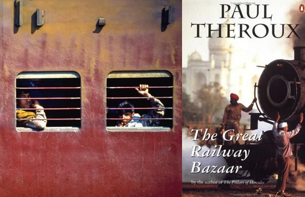 The Great Railway Bazaar by Paul Theroux - The 20 best travel books of all time - Telegraph