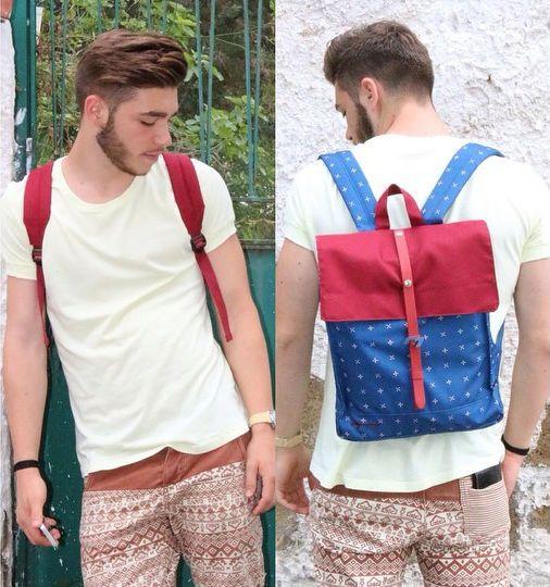 Lorenzo De Nicola ha davvero Charme!  Un outfit casual e molto trendy per il nostro Fashion Blogger, che sceglie la Natwee Bag Charme della linea Graphic per aggiungere un accessorio stiloso e divertente al suo look.  Scopri tutti gli altri zaini Natwee sul sito natwee.com.
