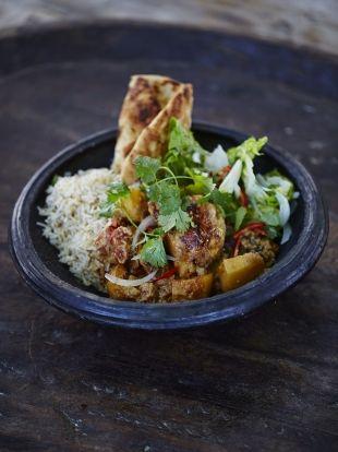 Gurkha chicken curry | Chicken Recipes | Jamie Oliver