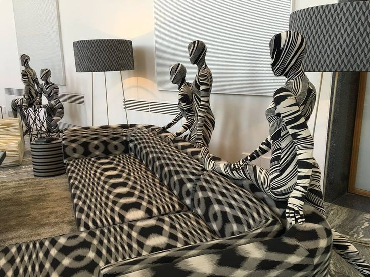 #knittalks #missonihome #missoni at La Triennale di Milano