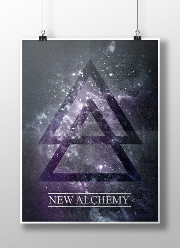 New Alchemy by Marc Pallàs, via Behance
