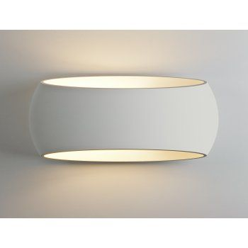 Astro Lighting Aria 370 7107 plaster interior lighting wall lights