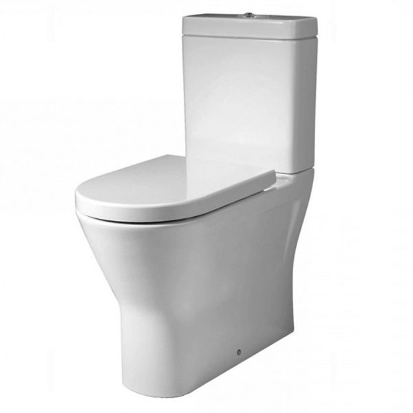 RAK Resort Maxi Close Coupled Back to Wall Rimless Toilet WC Pack - Quick release soft close seat £323.90 OR RAK Resort Mini Close Coupled Back to Wall Rimless Toilet WC Pack (600mm projection) £172.95 Maxi current £214.41 from https://www.flush-bathrooms.co.uk/rak-resort-maxi-close-coupled-rimless-toilet-pack-soft-close-seat?nosto=nosto-page-product2 09/17