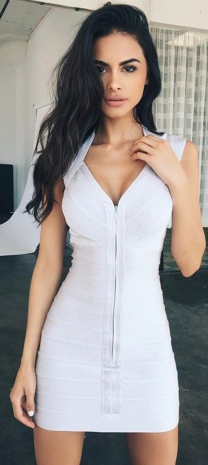 #summer #tigermist #outfits | Little White Dress